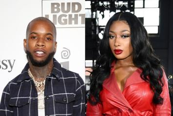 "Tory Lanez Allegedly Told Megan Thee Stallion To ""Dance B*tch"" Before Shooting At Her"