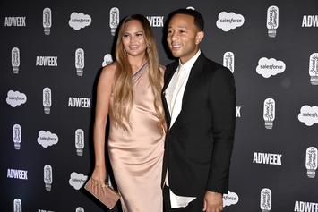 Pregnant Chrissy Teigen Hospitalized For Excessive Bleeding