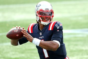 Patriots Vs. Chiefs To Be Rescheduled After Cam Newton COVID Diagnosis