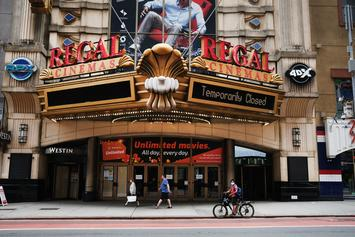 "Regal Cinemas Closing All US Theaters Following ""No Time To Die"" Delay"