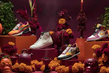 Nike Reveals New Day Of The Dead Collection