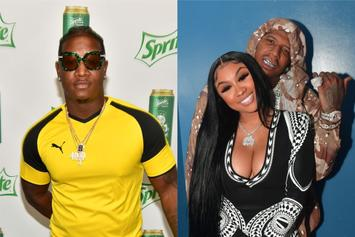 Moneybagg Yo & Ari Fletcher Clap Back At Yung Joc With Uber Diss