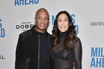 Dr. Dre's Estranged Wife Nicole Young Investigated Over Alleged Embezzlement