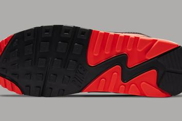 "Nike Air Max 90 ""Infrared"" Release Date Revealed"