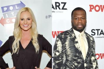 "Tomi Lahren Welcomes 50 Cent Onto The ""Trump Train"""