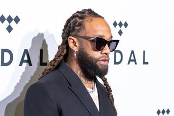 Ty Dolla $ign's New Album Tracklist Is Stacked: Kanye West, Future, & More