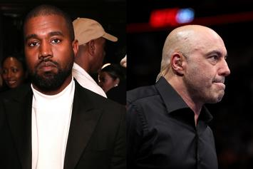 The Kanye West x Joe Rogan Interview Is Finally Here