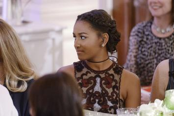 Sasha Obama Goes Viral After Rapping Along To City Girls