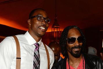 Snoop Dogg Links With Dwight Howard In The Studio