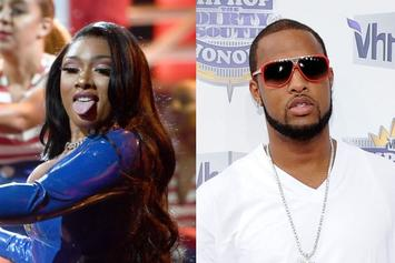 Megan Thee Stallion's Lingerie Thirst Trap Catches Slim Thug's Attention