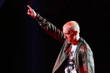 "Eminem's ""Music To Be Murdered By"" Moves A Million Units"