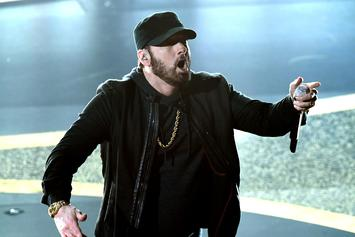 Eminem Pokes Fun At Himself While Urging Fans To Vote