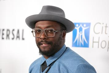 Will.i.am Compares Re-Electing Trump To An Abusive Relationship