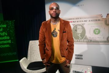 """Royce Da 5'9"""" Spits Bars For Voters At The Polls"""