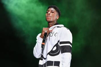 NBA YoungBoy Officially Hits 50 Gold & Platinum Plaques