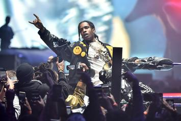 "A$AP Rocky Celebrates A$AP Yams' Birthday: ""IM RUNNIN OUT OF RARE PICS"""