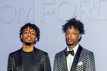 21 Savage & Metro Boomin Pay Homage To King Von On Fallon