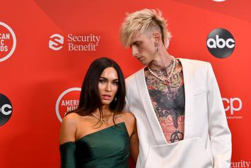 "Megan Fox Gushes Over Machine Gun Kelly: ""We've All Been Under His Spell"""