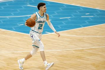 LaMelo Ball Displays Insane Passing Ability In First Hornets Game