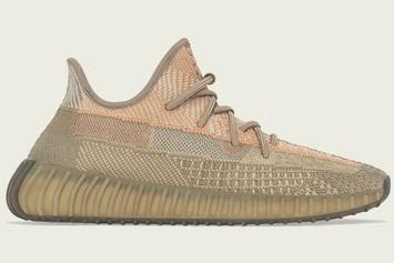 "Adidas Yeezy Boost 350 V2 ""Sand Taupe"" Releasing This Week"
