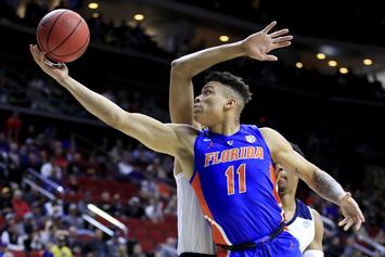 Florida's Keyontae Johnson Upgraded To Stable Condition, FaceTiming Team