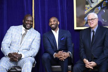 """Shaq Claims He And Kobe Bryant's Partnership Can """"Never Be Duplicated"""""""