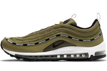 Undefeated x Nike Air Max 97 Collab Coming Soon: Photos