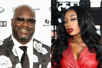 "Shaq Clarifies Megan Thee Stallion Twerking ""Booty"" Comment"