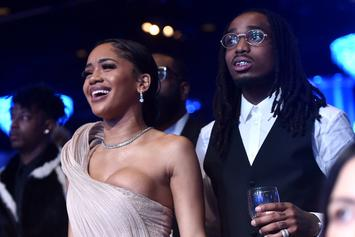 Saweetie Couldn't Stop Screaming After Quavo Gifted Her An Icy Bentley