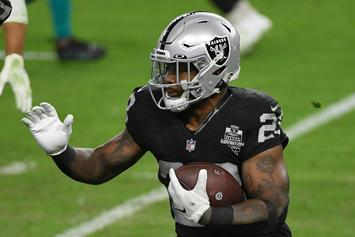 Josh Jacobs Arrested For DUI Following Raiders Win
