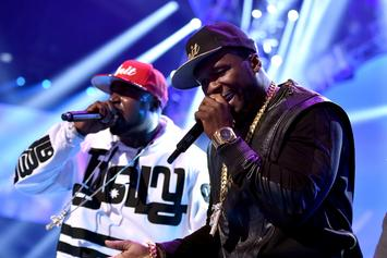 Young Buck Says After Signing Solo Deal With 50 Cent, Their Relationship Went Sour