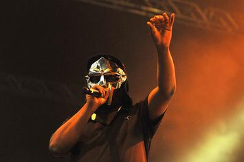 "Peanut Butter Wolf Reveals How Close MF DOOM Was To Finishing ""Madvillainy"" Sequel"