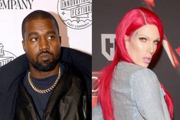 """Woman Admits Kanye West & Jeffree Star Rumor Is A Lie: """"You're Welcome"""""""