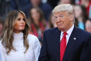 "Trump & Melania Labeled ""Classless"" For Refusing To Meet With Bidens"