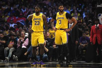 LeBron James & Anthony Davis Reveal How Kobe's Death Still Impacts Them