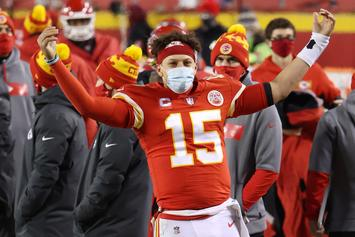 Patrick Mahomes Reacts To Facing Tom Brady In The Super Bowl