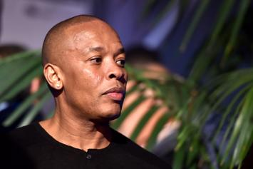 Dr. Dre's Dad Details Strained Relationship With Son