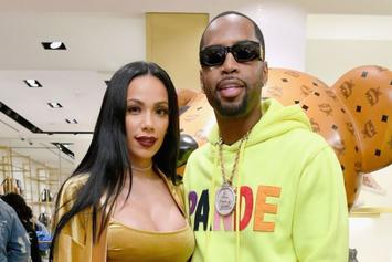 "Safaree Doesn't Want More Kids Because Erica Mena Got ""Too Fat"" During Pregnancy"
