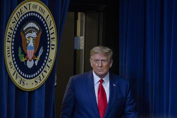 Two Lead Attorneys Depart From Donald Trump's Legal Team As Impeachment Approaches