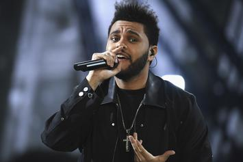 James Corden Tries To Help The Weeknd With Super Bowl LV Halftime Show Performance
