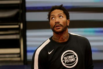 Derrick Rose Elated Over Second Chance In New York