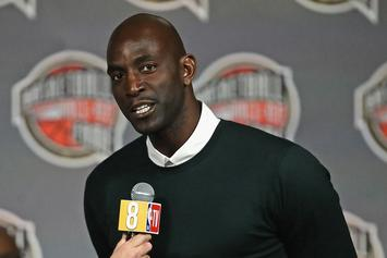 Kevin Garnett Makes Interesting Admission About Today's NBA
