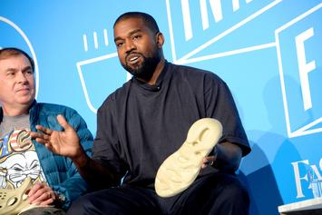 "Adidas Yeezy Boost 350 V2 ""Ash Stone"" Unveiled: Photos"