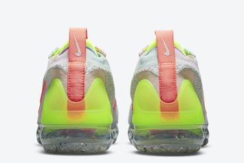 Nike Air VaporMax 2021 Unveiled: Official Photos