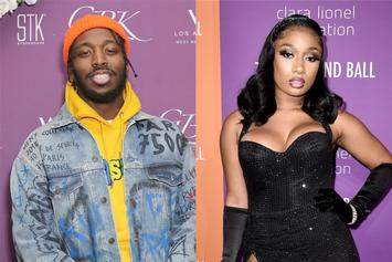 Pardison Fontaine Dragged For Alleged Megan Thee Stallion Video