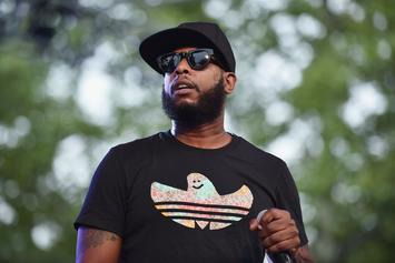 Talib Kweli Issues Statement After Estranged Wife Files For Divorce