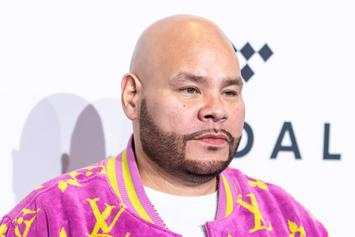This Might Be The First Time Anyone Has Seen Fat Joe With Hair