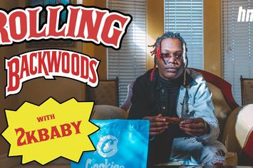 """2KBABY Remembers His First Time Ever Getting High On """"How To Roll"""""""
