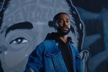 """Big Sean's """"Deep Reverence"""" Video Is A Tribute To Nipsey Hussle"""