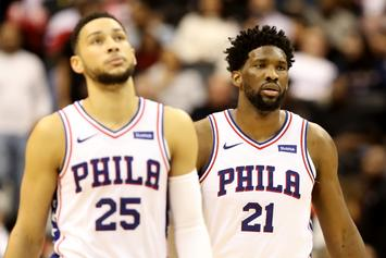 Joel Embiid & Ben Simmons Officially Out Of All-Star Game
